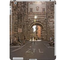Streets of Lucca iPad Case/Skin
