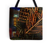 Bridge in Portland Oregon Tote Bag