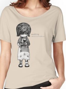 Smile Baby Wedding Photographer  Women's Relaxed Fit T-Shirt