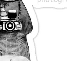 Smile Baby Wedding Photographer  Sticker