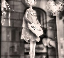 Welcome Doll by Amy E. McCormick