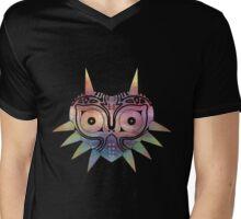 Majora's Mask - Water Color Edition - Mens V-Neck T-Shirt
