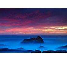 Avalon Blue Photographic Print