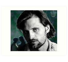 Viggo Mortensen Art Print