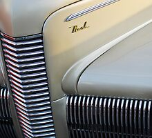1940 Chevrolet Nash Grille by Jill Reger