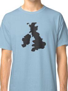 The United Kingdom and Ireland Classic T-Shirt