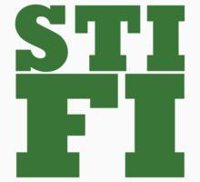 STIFI Logo by TaneCase