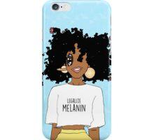 LEGALIZE MELANIN M (ABA) iPhone Case/Skin