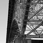 Steel Bridge in Seattle by Loveley Photography