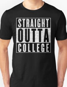 Graduate with Attitude Unisex T-Shirt