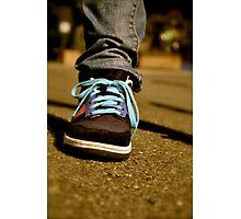 Kicks Photographic Print