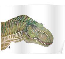 Jurassic world trex t-rex Poster