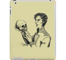Alas, poor Yorick! iPad Case/Skin