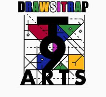 """DRAWSITRAP""The Message by tweek9arts - Black/White Colorway Unisex T-Shirt"