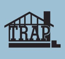 Trap House Kids Tee