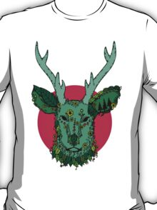 Young Buck - Teal T-Shirt