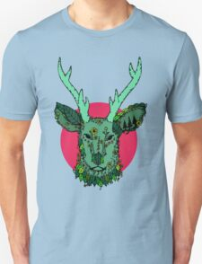 Young Buck - Teal Unisex T-Shirt