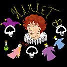 Hamlet - Prince of Denmark by NadddynOpheliah