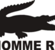 L'Homme Run Sticker