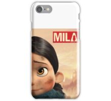 New Mila Poster iPhone Case/Skin