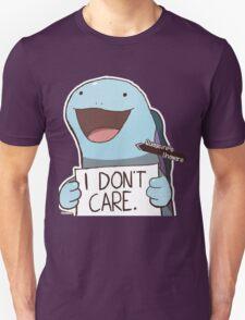 Quagsire's Unaware Activated Unisex T-Shirt