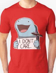 Quagsire's Unaware Activated T-Shirt