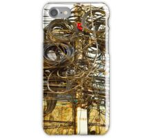May Be This Is Up To Code - 2 © iPhone Case/Skin
