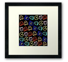 Ghosts in the Machine Framed Print