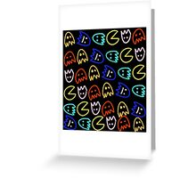 Ghosts in the Machine Greeting Card