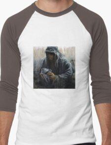 Faceless DOOM Men's Baseball ¾ T-Shirt