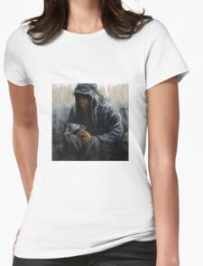 Faceless DOOM Womens Fitted T-Shirt
