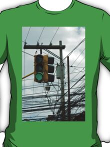 If It's Green It Must Be Up To Code - 3 © T-Shirt
