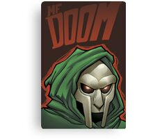 DOOMSDAY Canvas Print