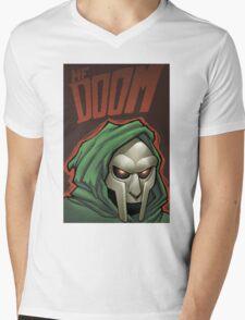 DOOMSDAY Mens V-Neck T-Shirt