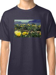 Seaside Flowers Classic T-Shirt