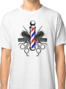 Barber Logo Classic T-Shirt