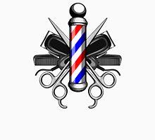 Barber Logo Unisex T-Shirt