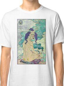Krustina The Clown (gender swap Krusty the Clown) Classic T-Shirt