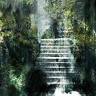 Dreaming Stairway by silveraya