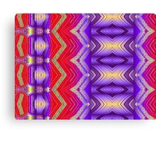 Wave of Colours >> Canvas Print