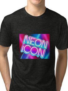 NEON ICON Tri-blend T-Shirt