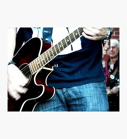 Music Eminates Photographic Print