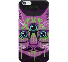 Alien Cat 2 iPhone Case/Skin