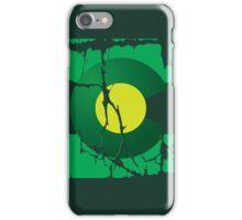 Green Colorado iPhone Case/Skin