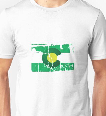 Green Colorado Unisex T-Shirt