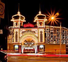 Luna Park by Nathan Waddell