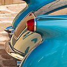 1954 Chevrolet Corvette Tail Light by Jill Reger