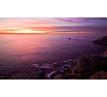 Finisterra - End of the World Photographic Print