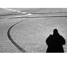 Roadside view Photographic Print