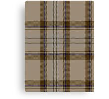 02846 Elvan Fashion Tartan  Canvas Print